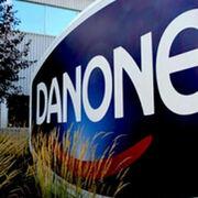 Danone: ligera mejora de sus ventas en el primer trimestre