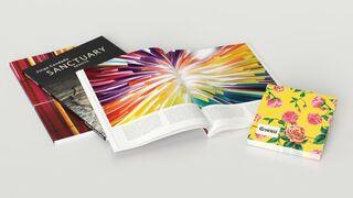 Renova regala servilletas en la semana del libro
