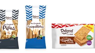 Dulcesol amplía su gama de pan con tres novedades