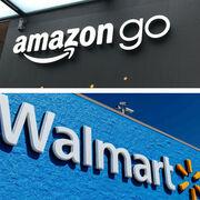 Los 'cheques beneficiencia' con los que experimentan Amazon y Walmart