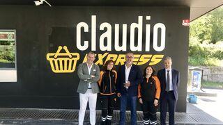 Gadisa avanza en conveniencia con un nuevo Claudio Express en Mos