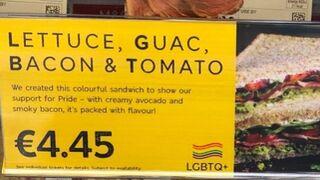 Marks & Spencer se mete en un lío por su sándwich 'gay'