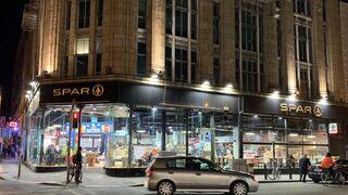 Tienda Spar en Dublín: ¿dónde acaba el súper y dónde empieza el restaurante?