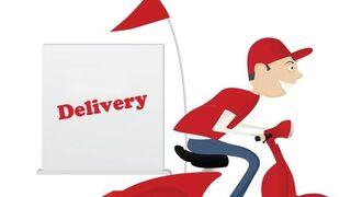 El delivery estudia saltarse la fase del reparto