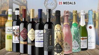 Premios a los vinos de García Carrión en el International Wine Challenge