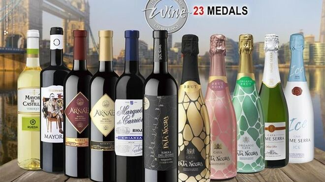 El triunfo de los vinos de García Carrión: 213 medallas en 2019