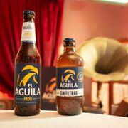 La cerveza El Águila está de vuelta