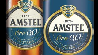 Heineken amplía la oferta de cervezas sin alcohol con su Amstel Oro 0,0