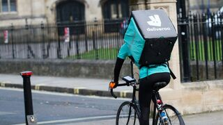 "Juicio a Deliveroo: ""Flexibilidad"" vs ""esclavitud"""