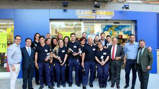 Grupo MAS moderniza uno de sus Cash Fresh de Sevilla