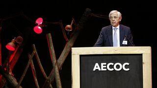 Javier Campo, presidente de Aecoc, en la inauguración del Congreso Horeca