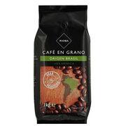 Makro refuerza la apuesta por sus marcas propias y amplía su gama de cafés Rioba