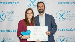 Carrefour, premio a la mejor marca certificada sin gluten