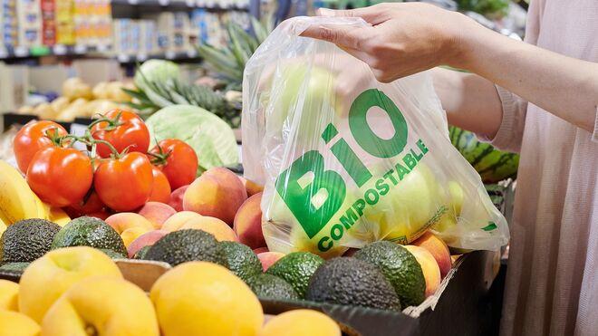 Lidl contra el plástico: fuera bolsas de sus frutas y verduras