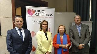 Meat Attraction se presenta ante los empresarios valencianos