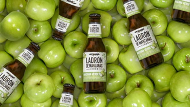 Ladrón de Manzanas: nueva variedad con Manzana Verde