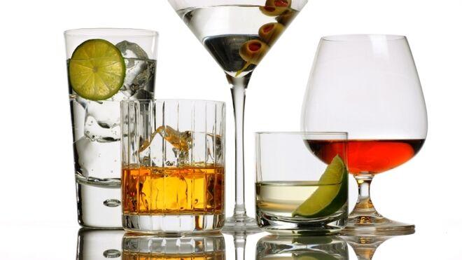 Las bebidas espirituosas detallarán su contenido energético
