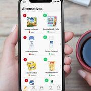 Un millón de españoles, enganchados a la app de Yuka para evaluar el impacto en la salud de los productos