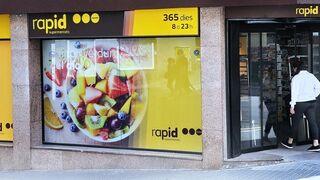 Caprabo crece en Barcelona con un nuevo supermercado Rapid