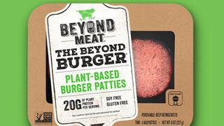 Beyond Meat: hamburguesas 'de mentira' que quieren compartir lineal con la carne