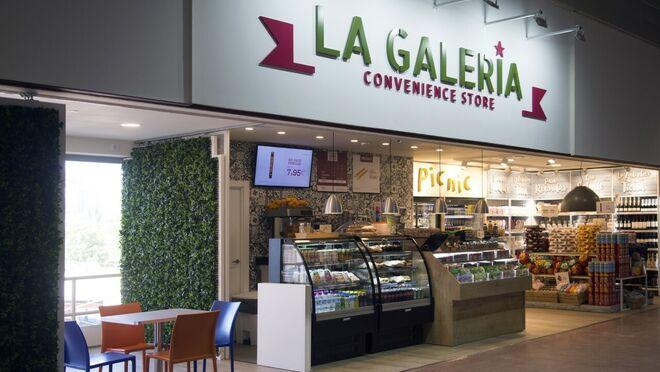 Autogrill Iberia abre en Madrid su tienda gourmet La Galería