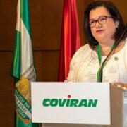 Patro Contreras, primera mujer al frente de Covirán