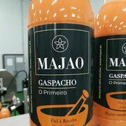 El Corte Inglés distribuirá en Portugal el gazpacho de Majao