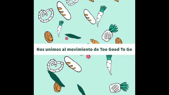 Masymas y Too Good To Go: juntas contra el desperdicio de alimentos