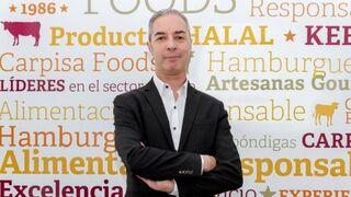 Carpisa Foods ficha a Luis Fernandes como nuevo director Comercial