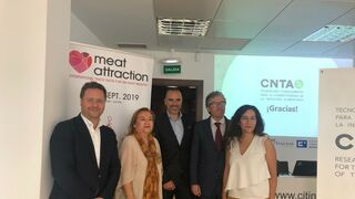 Meat Attraction presenta sus propuestas a la industria cárnica de Navarra