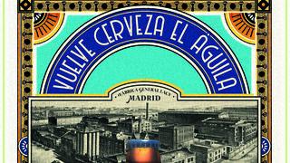 El Águila expone su historia por las calles de Madrid