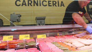 Hiperber eleva el 19% sus ventas de carnicería