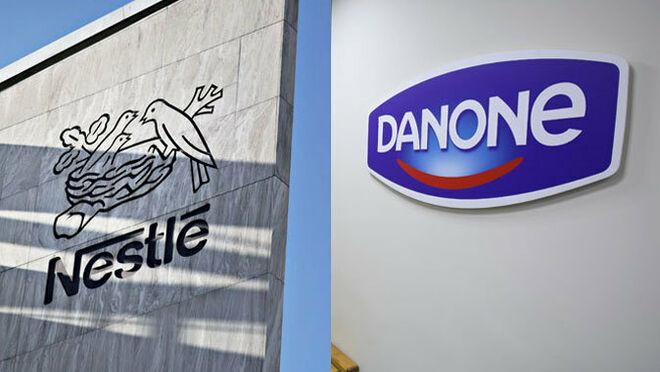 Nestlé y Danone, las marcas más valoradas por los españoles