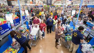 Walmart desarrolla Inteligencia Artificial contra el hurto en las tiendas