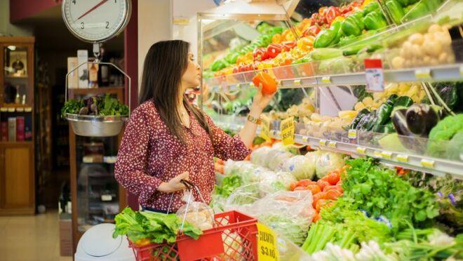 Los españoles gastaron más de 100.000 M en alimentación