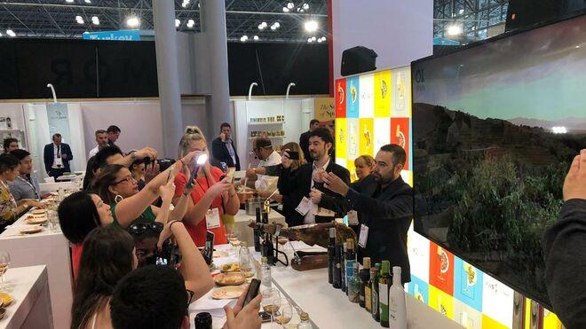 Los sabores españoles se promocionan en Nueva York