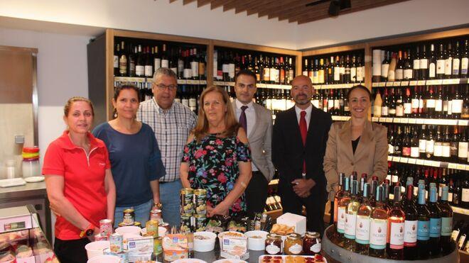Covirán lleva a Portugal los sabores de Andalucía