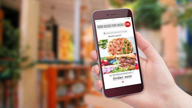 Las apps de alimentación son las más usadas, pero no pueden con Amazon