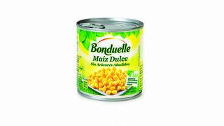 Bonduelle apuesta por la eliminación de pesticidas en su nuevo maíz