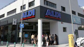 Aldi abre un supermercado en La Alberca (Murcia)
