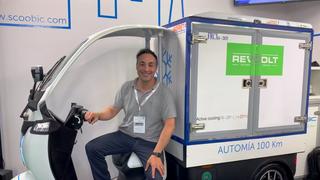 Revoolt: tecnología sostenible para la última milla