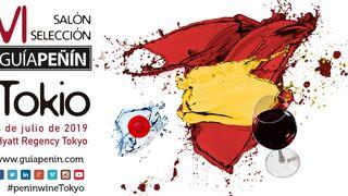 Guía Peñín se lleva al vino español de gira por Tokio