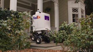 El delivery se robotiza: llega el repartidor autónomo de FeDex