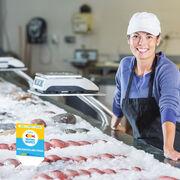 El pescado de acuicultura se da a conocer en los grandes súper