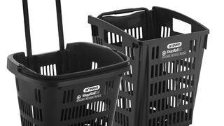 Araven alcanza el millón de cestas de la compra recicladas