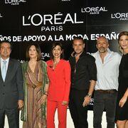 L'Oréal Paris cumple 20 años de apoyo a la moda española