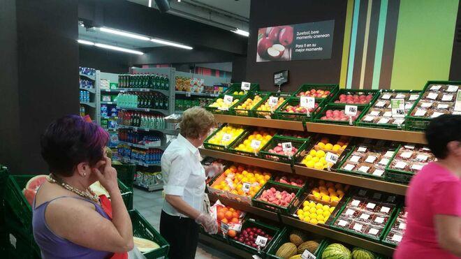 Eroski abre un nuevo súper franquiciado en Muskiz (Vizcaya)