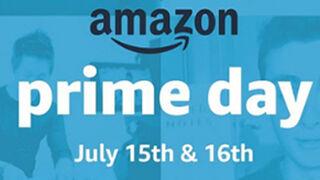 Publicidad de Amazon coincidiendo con su Prime Day