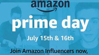 Influencers: baza estratégica de Amazon en su Prime Day
