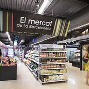 El Caprabo del Mercado de la Barceloneta se renueva